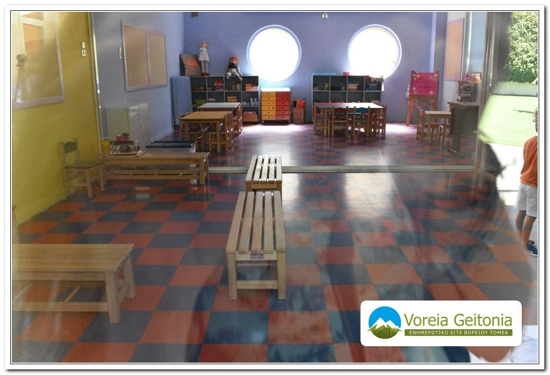 3ο Νηπιαγωγείο Χολαργού: Νέο και ανανεωμένο στο παλιό Πολωνικό σχολείο
