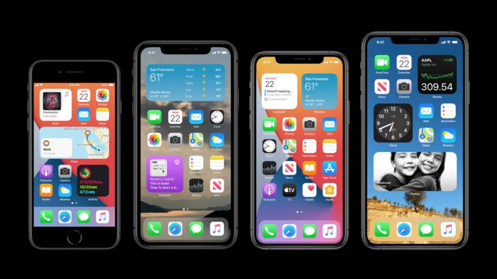 boreiageitonia apple event 2020 Apple ios 14