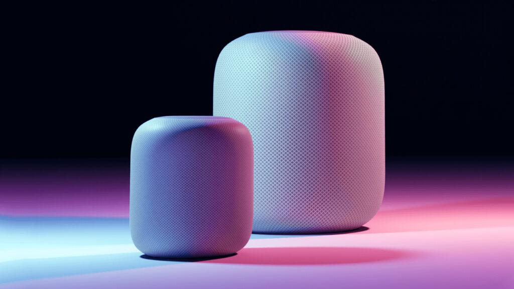 boreiageitonia apple event 2020 Apple HomePod