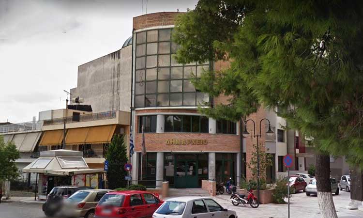 Μεταμόρφωση: Κλειστό έως τέλος του μήνα λόγο COVID-19 δημοτικό κτίριο