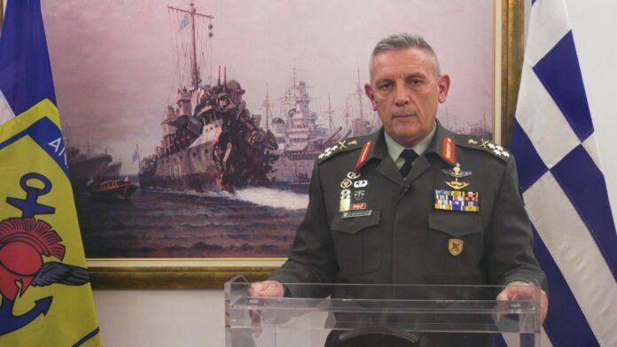 Φλώρος: Ημερήσια Διαταγή Αρχηγού ΓΕΕΘΑ για την Εθνική Εορτή της 28ης Οκτωβρίου